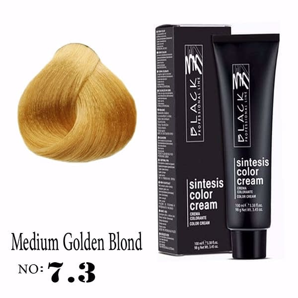 7.3 (Medium Golden Blond)