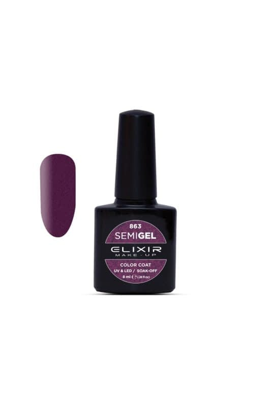863 (Metallic Imperial Purple)