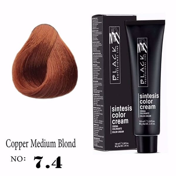 7.4 (Copper Medium Blond)