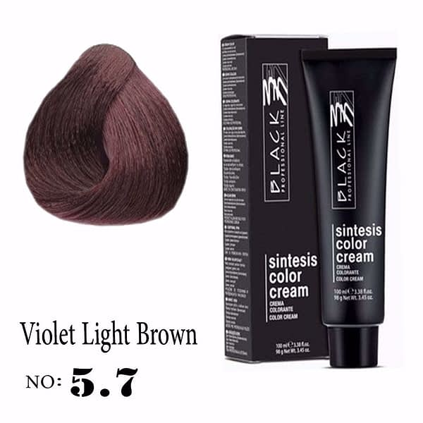 5.7 (Violet Light Brown)