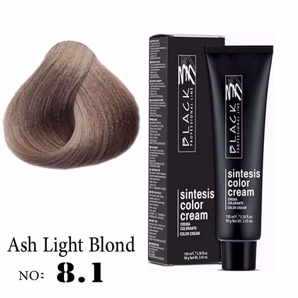 8.1 (Ash Light BLond)