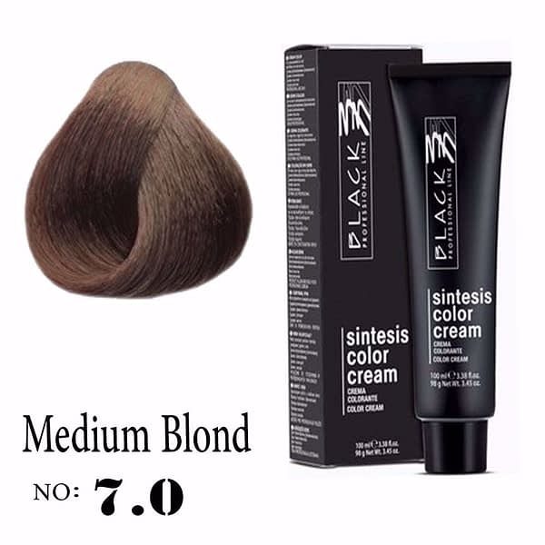 7.0 (Medium Blond)