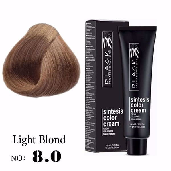 8.0 (Light Blond)