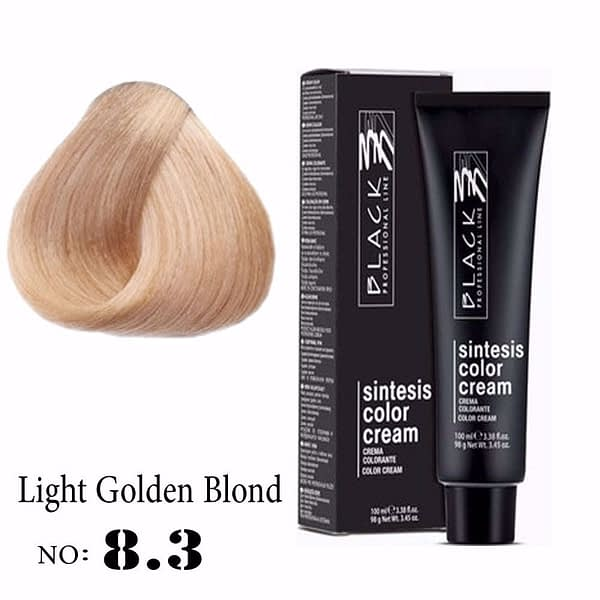 8.3 (Light Golden Blond)